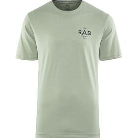 Rab Stance Geo - T-shirt manches courtes Homme - vert
